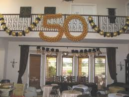 Decorations For Anniversary Parties
