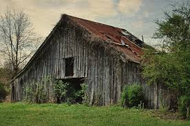 Old barn at Smith Park
