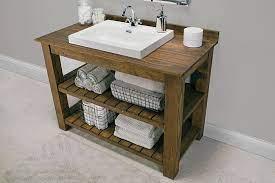 diy bathroom vanity plans you can build