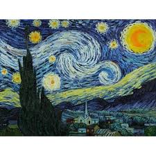 Image result for starry night van gogh