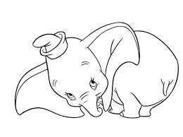 Dolce Disney Dumbo Da Colorare E Da Stampare Disegni Da Colorare E