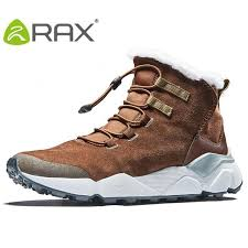 <b>2017</b> RAX Outdoor Hiking Boots For <b>Men Breathable</b> Snow boots ...