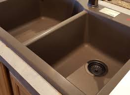 Kitchen Sinks Granite Composite Kitchen Composite Kitchen Sinks Within Pleasant Undermount