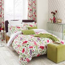 spring flowers super kingsize duvet cover sanderson