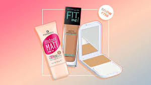 the best foundations for oily skin below p750