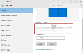 how to change text size how to change font size in windows 10 windows tips gadget hacks
