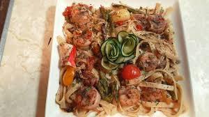 Seafood Pasta - YouTube