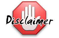 disclaimer misuse safety