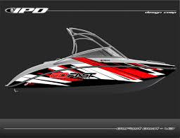 Boat Graphics Designs Ideas Boat Wrap Design Go Fast Rentals Ipd Jet Ski Graphics Boat