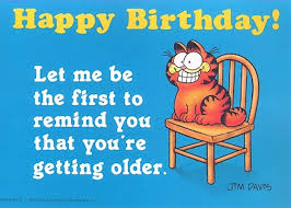 Funny 21st Birthday Quotes Interesting Funny Garfield Happy Birthday Quote Pictures Photos And Images For