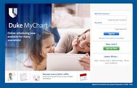 9 Dukemychart Screenshot Duke My Chart Login