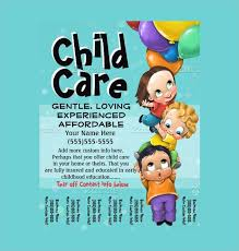 Samples Of Daycare Flyers Frre 17 Day Care Flyers In Word Psd Ai Eps Vector Pdf