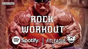 workout best gym mix 2017 rock playlist v20
