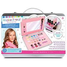 make it real all in one glam makeup set s makeup kit