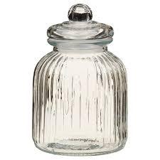 338643 large ribbed jar