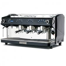 Plain Commercial Coffee Machine Expobar Rosetta 3 Group Throughout Decorating Ideas