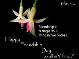 All Friendship