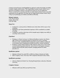 mission statement resume examples dental assistant resume examples dental assistant resumes objectives resume objective system builder qualifications for a resume examples
