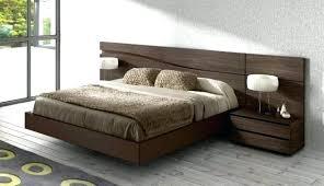 platform bed with nightstand. Low Nightstand For Platform Bed With Nightstands Floating . P