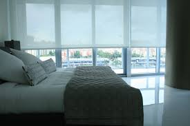 motorized blackout shades. Motorized Sheer Roller Shades And Blackout In A Luxury Condo Pertaining To Plan 15