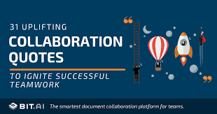 Collaboration Quotes Interesting 48 Collaboration Quotes To Ignite Successful Teamwork