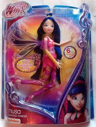 Winx club stella spa day. Amazon Com Winx Club Bloomix Power Musa Doll Toys Games