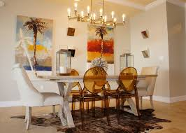 Dining Room Dining Chair Rectangle Dining Table Candleholders - Casual dining room ideas