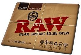 ورق لف طبيعي RAW - حصيرة تغيير العداد كبيرة - وسادة ماوس للمكتب :  Amazon.ae: إلكترونيات
