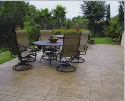 stamped concrete san go company