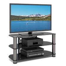 sonax tv stand. Unique Stand Sonax New York Metal And Glass Corner TV Stand Inside Tv M