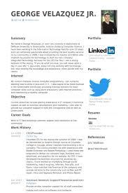 Resume Samples General Professional Resume Cv Maker