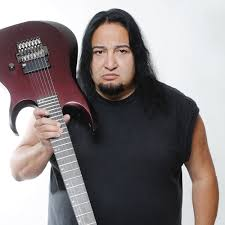 Dino Cazares   ARTISTS   Ibanez guitars