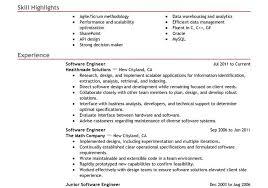 pleasing software engineer resume example skill summary resumes skill for resume