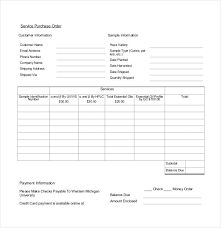 customer info card template purchase order template 36 free word excel pdf documents
