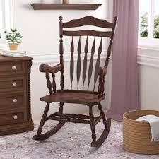 Wood Rocking Chairs Youll Love Wayfair