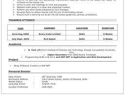 Daycare Resume Samples Babysitting Format Download