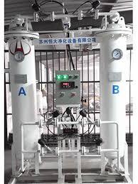 Automatic Control Automatic Control System Psa Nitrogen Making Machine