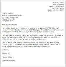 Best business analyst cover letters