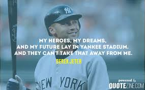Famous Baseball Quotes Delectable The 48 Best Derek Jeter Quotes On Success And Winning