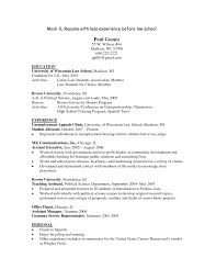Lawl Admissions Resume Template Word Graduate Sample Stanford