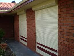 Kitchen Roller Shutter Door Southern Shutters Cyclone Roller Shutters