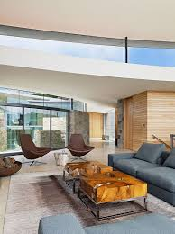 Contemporary Beach House Interior Design | brucall.com