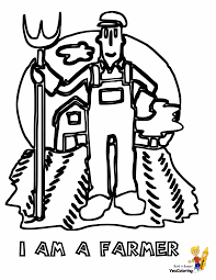 Ford Tractor Coloring Pages Red Tractors Colouring Pages Tractor