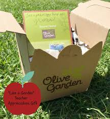 like a garden you help us grow teacher appreciation gift easy and simple with an olive garden gift card and mints