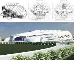 Компьютерное проектирование чему учить  Анастасия Кириллова Проект аквапарка Дипломная работа по специальности Проектирование зданий Модель выполнена в revit architecture