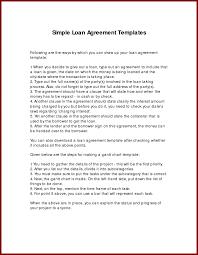 Loan Repayment Agreement Format Sample Australia Simple Form Salary