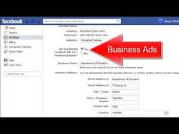 Facebook Invoices - Youtube