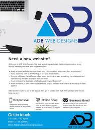 Adb Design Adb Web Designs Adbwebdesigns Twitter