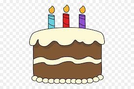 Birthday Cake Drawing Chocolate Birthday Cake Clip Art Image Piece