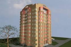 Купить дипломный Проект № этажный жилой дом с мансардой в  Проект №2 110 9 этажный жилой дом с мансардой в г